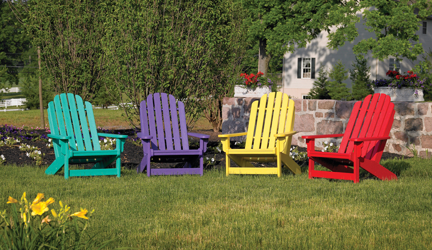 Adirondack Chair - der beste Sommer Patio Furniture