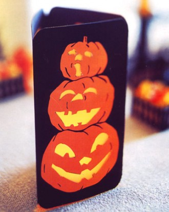 Kürbis Tabelle Laternen 34 Ideen für Halloween Tisch Dekoration: How To