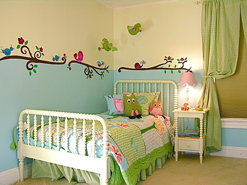 kinderzimmer ideen f r eine prinzessin aequivalere. Black Bedroom Furniture Sets. Home Design Ideas