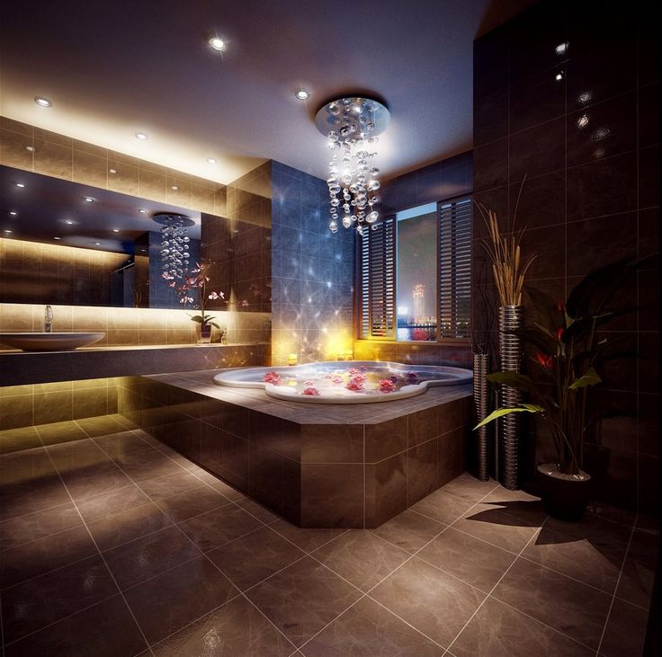 Luxus in der badezimmer ideen fliesen aequivalere - Luxury bathroom designs with stunning interior ...