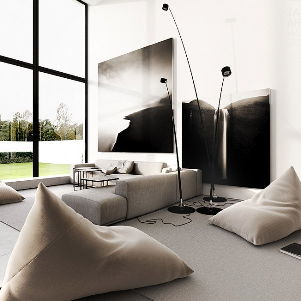 Modern-Living-Room-Innenarchitektur
