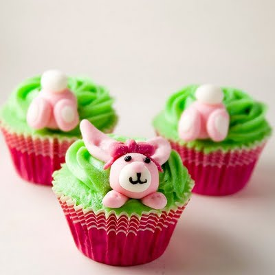 Ostern Bunny Cupcakes Cupcakes-und-cookies-1