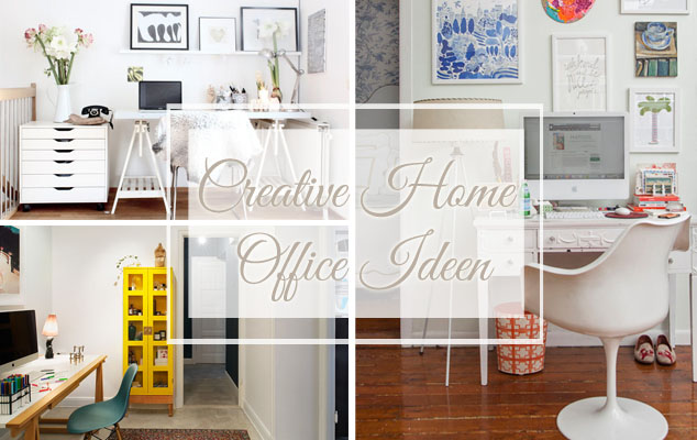 Creative Home Office Ideen