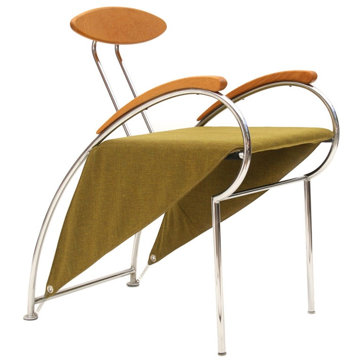 Massimo Iosa Ghini, Sessel Notorious Chair for Moroso