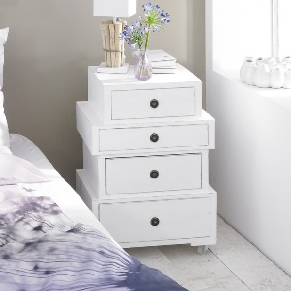 cooler Nachttisch-nice bedside table