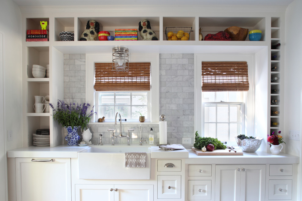 Converting Kitchen Cabinets To Open Shelving