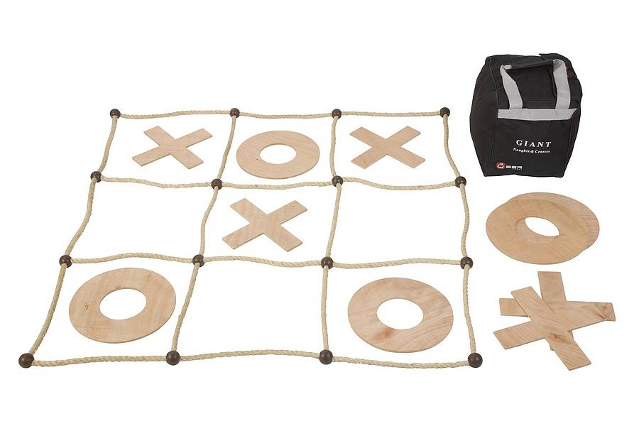 Riesige Noughts And Crosses-kinder spielzeug