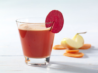 Rote Beete Saft-Mixer Smoothies