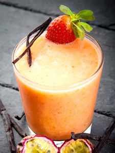 Tropical Honey Dream-Mixer Smoothies