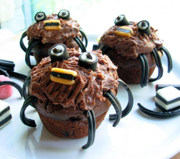 Muffins for a Howling Halloween
