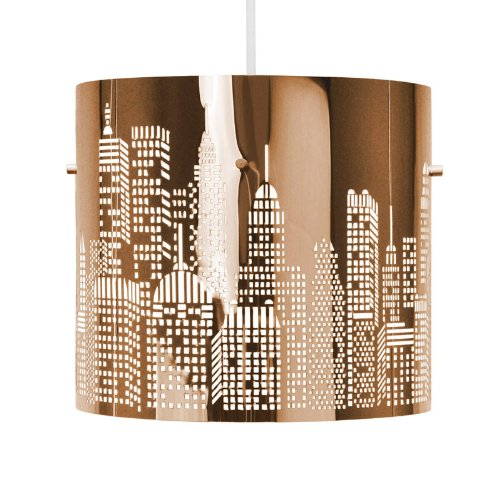 Deckenlampe-Design New York