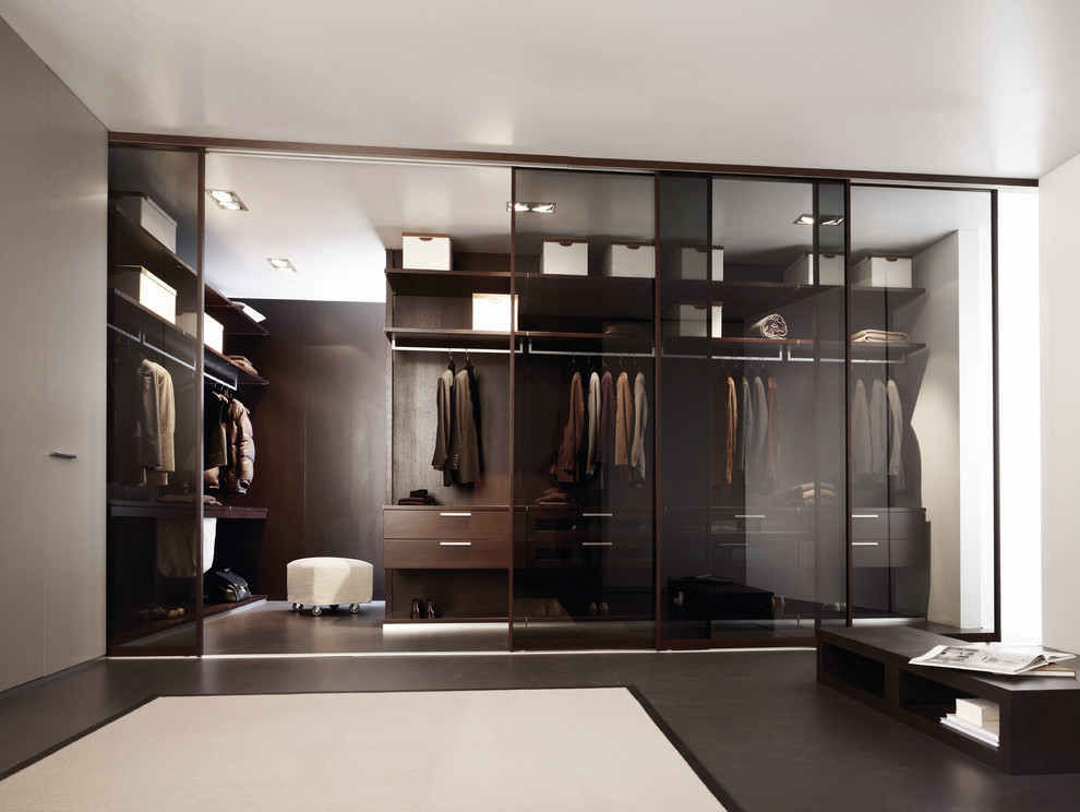 moderne kleiderschranksysteme praktische ideen aequivalere. Black Bedroom Furniture Sets. Home Design Ideas