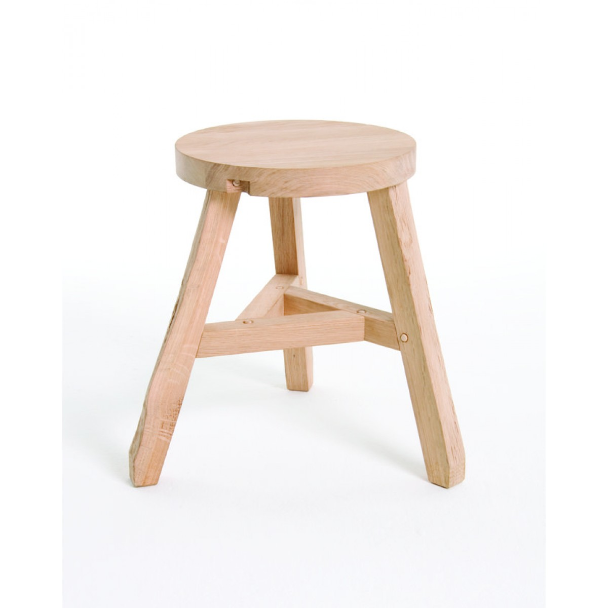 Holz-design hocker