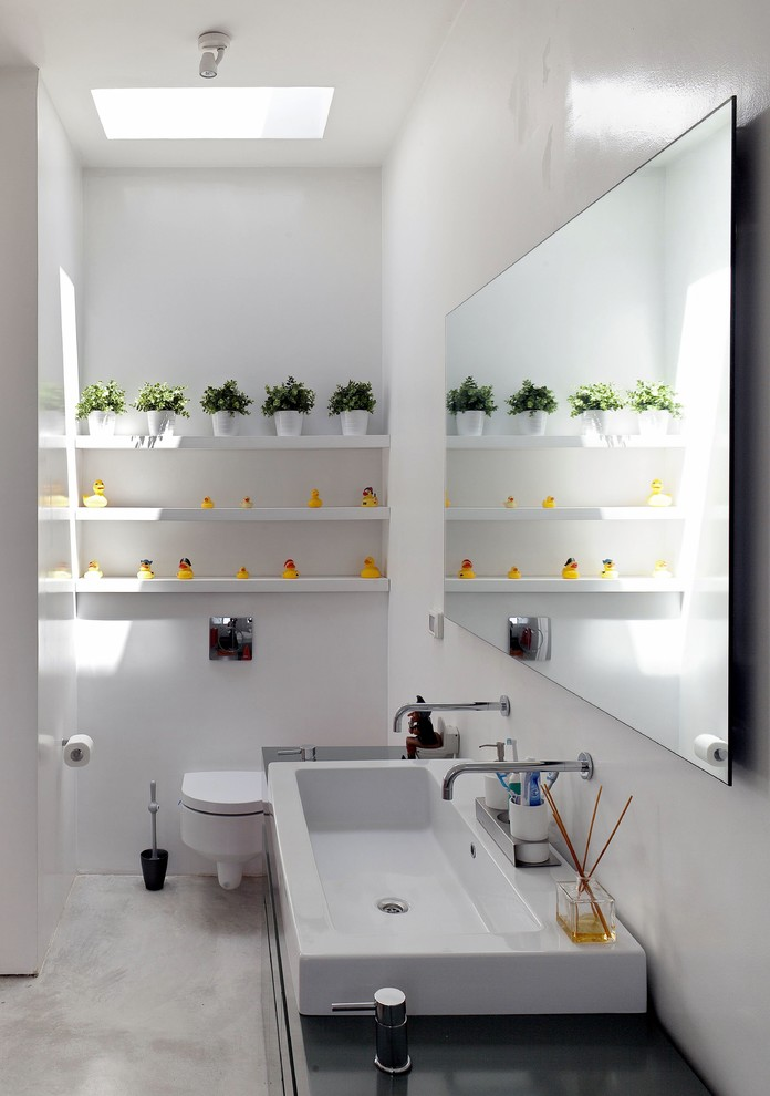 2013 02 Modernes Badezimmer Wellness Mosaik Wand Pictures to pin on ...