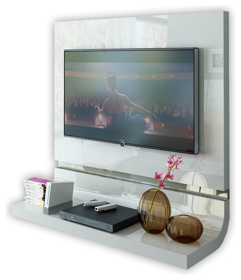 Wandpaneele design ideen aequivalere - Moderne tv wand ...