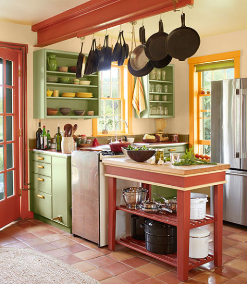 red and green kitchen ideas 40 design landhausk 252 chen ideen aequivalere 7664
